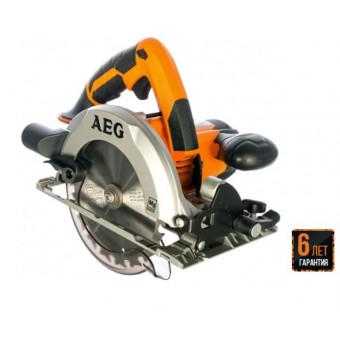 Аккумуляторная дисковая пила AEG BKS 18-0 431375 по отличной цене