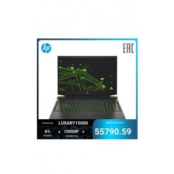 Ноутбук HP Pavilion Gaming 16-a0046ur по достойному ценнику