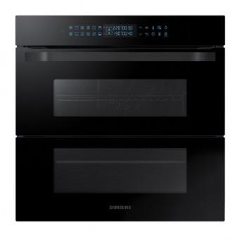 Электрический духовой шкаф Samsung NV75N7646RB Dual Cook Flex по отличной цене