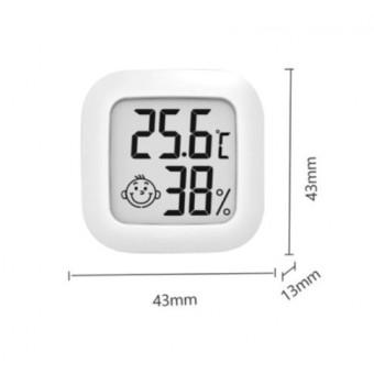 Дешёвый комнатный термометр-гигрометр