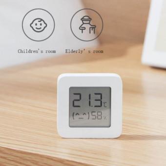 Умный цифровой термометр-гигрометр Xiaomi Smart