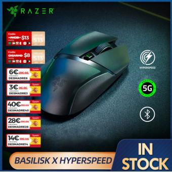 Беспроводная игровая мышь Razer Basilisk X по классной цене