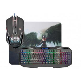 Клавиатура и мышь Defender Reaper MKP-018 по отличной цене