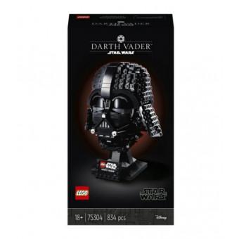 Конструктор LEGO Star Wars 75304 Шлем Дарта Вейдера по самой низкой цене