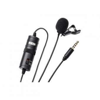Петличные микрофоны BOYA по хорошим ценам, например, BY-M1 PRO