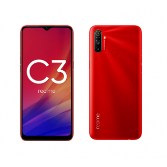 Смартфон realme C3 32GB по лучшей цене
