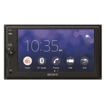 Автомагнитола c встроенным монитором Sony XAV-AX1000/Q