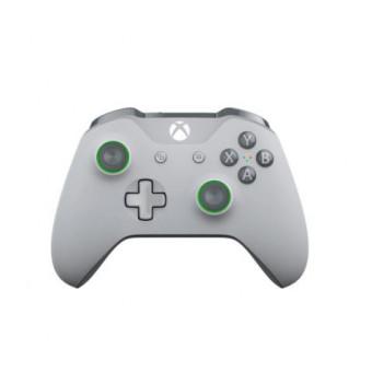 Геймпад беспроводной Microsoft Xbox Grey-Green (WL3-00061) по лучшей цене