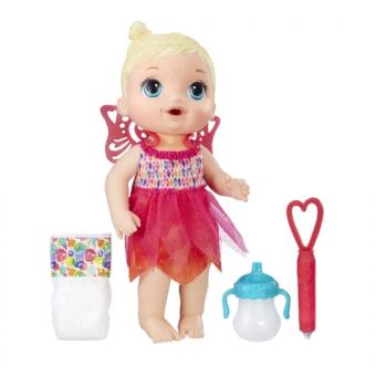 Популярная интерактивная кукла Hasbro Baby Alive Малышка-фея по отличной цене