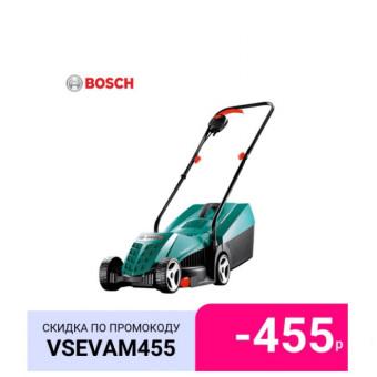 Газонокосилка роторная Bosch Rotak 32 по выгодной цене
