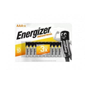 Батарейки Energizer Industrial AAA-LR03, 10 шт по выгодной цене