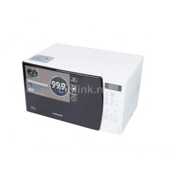 Микроволновая печь SAMSUNG ME83KRW-1/BW, 800Вт, 23л по низкой цене