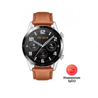 Часы Huawei Watch GT 2 Brown (Latona-B19V) по отличной цене