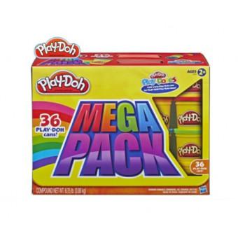 Набор для лепки Play-Doh Мега-набор 36834F02 по отличной цене