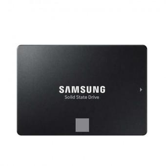 Накопитель SSD Samsung SATA III 500Gb MZ-77E500BW 870 EVO 2.5