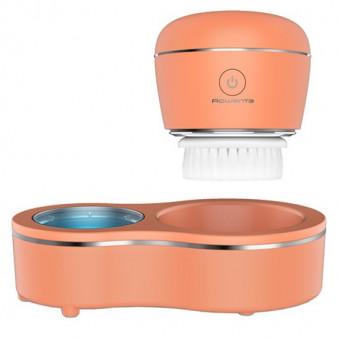 Ультразвуковая щетка для очищения кожи лица Rowenta Facial Brush LV4010F0 по отличной цене