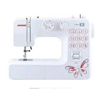 Надёжная швейная машина Janome 2121