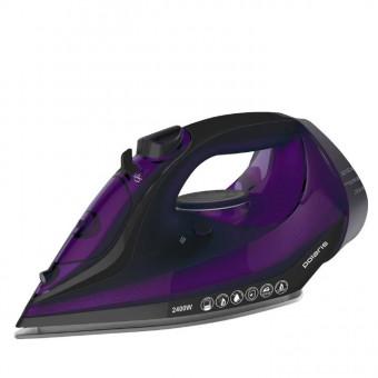 Фирменный утюг Polaris PIR 2487AK фиолетовый по самой низкой цене