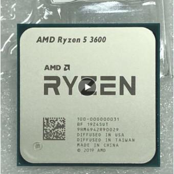 Процессор AMD Ryzen 5 3600 со скидкой