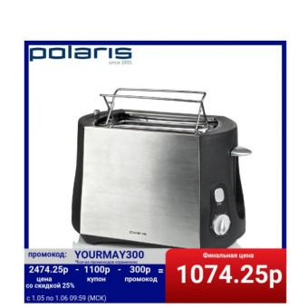 Тостер Polaris PET 0804A по самой низкой цене