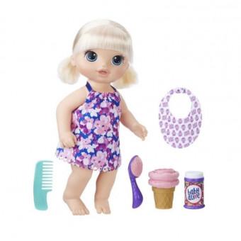 Кукла Hasbro Baby Alive Малышка с мороженым, 31 см по сниженной цене