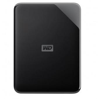 Внешний жесткий диск WD Elements SE 1TB (WDBEPK0010BBK-WESN) по приятной цене (2443₽)