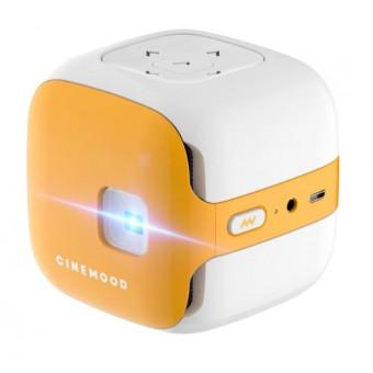 Smart Проектор Cinemood ДиаКубик + 3 месяца подписки (CNMD0016LE)