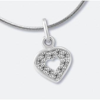 Серебряная подвеска в подарок для абонентов TELE2