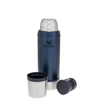 Термос STANLEY The Legendary Classic Bottle, 0.75л в синем цвете по выгодной цене