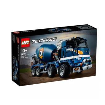 Конструктор LEGO Technic 42112 Бетономешалка по самой выгодной цене