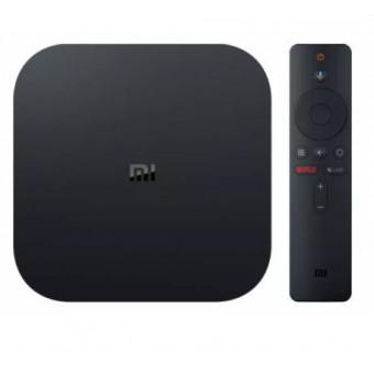 Популярная ТВ-приставка Xiaomi Mi TV Box S по низкой цене