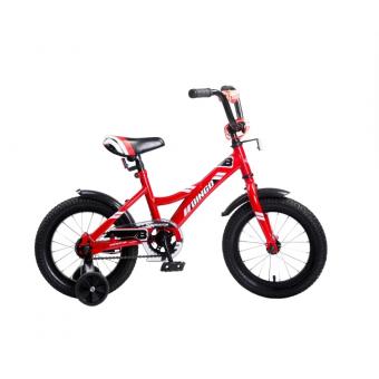 Детский красный велосипед Navigator Bingo со скидкой