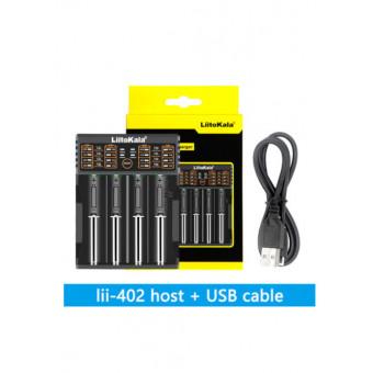 Зарядное устройство для аккумуляторов LiitoKala Lii-402 по интересной цене