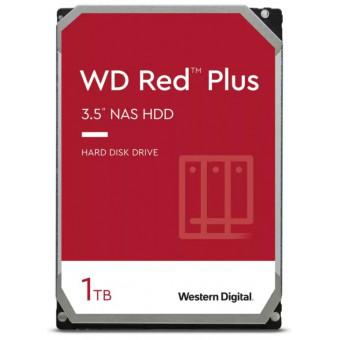 Жесткий диск Western Digital WD Red Plus 1 TB WD10EFRX по самой низкой цене