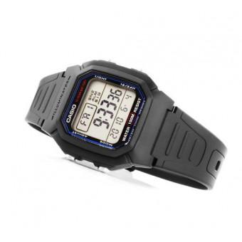 Наручные часы Casio W-800H-1A мужские электронные на пластиковом ремешке по выгодной цене