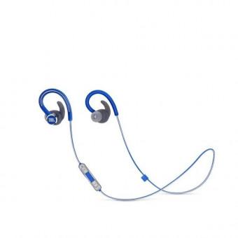 Беспроводные наушники JBL Reflect Contour 2 в синем цвете по промокоду