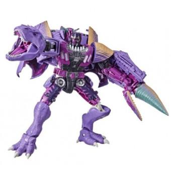Трансформер Transformers Королевство. Класс Лидеры. Ти-Рекс Мегатрон по лучшей цене