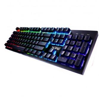 Игровая клавиатура XPG INFAREX K10 Black USB по классной цене