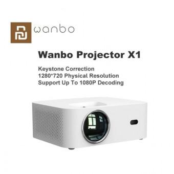 Проектор Youpin Wanbo X1 по классной цене