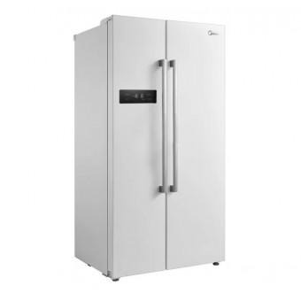 Холодильник Midea MRS518SNW1 по отличной цене