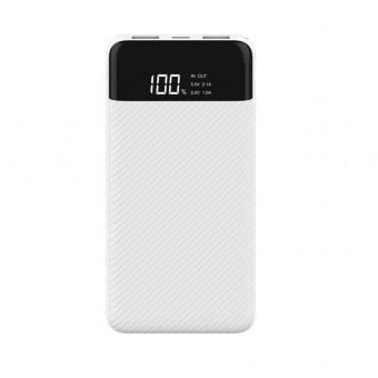 Внешний аккумулятор InterStep B201 10000mAh c функцией Power Delivery по крутой цене