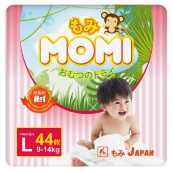 Подгузники-трусики MOMI и средства для дома и гигиены Lion по лучшим ценам с акцией 2=3