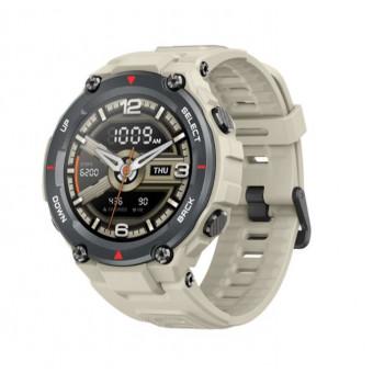 Умные часы Amazfit T-Rex хаки по классной цене