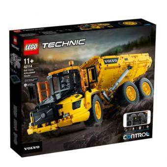 Конструктор LEGO Technic 42114 Самосвал Volvo 6х6 по лучшей цене
