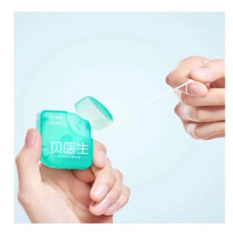 Зубная нить DR.Bei Fio Hilo, 50 м с 50% скидкой