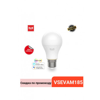 Хорошие цены умные лампочки Xiaomi на AliExpress Tmall